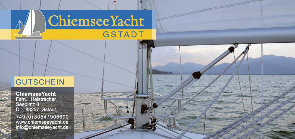 Chiemseeyacht