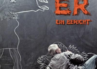 Plakat 'ER'