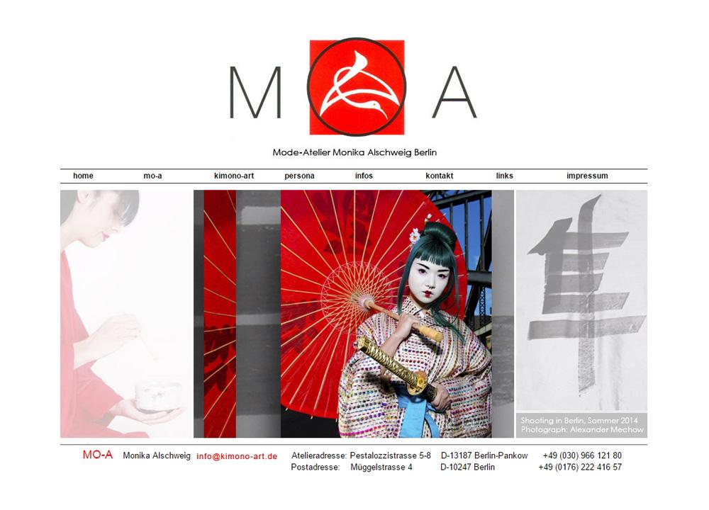 MO-A|Kimono-Art