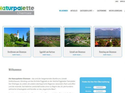 Naturpalette