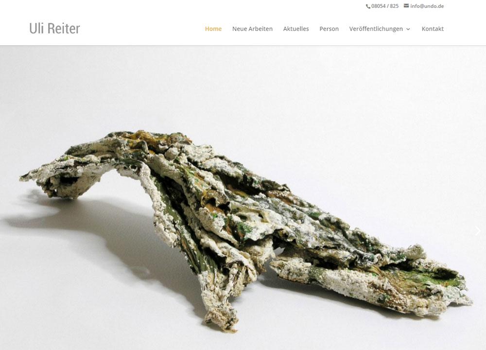 Uli Reiter | Kunst