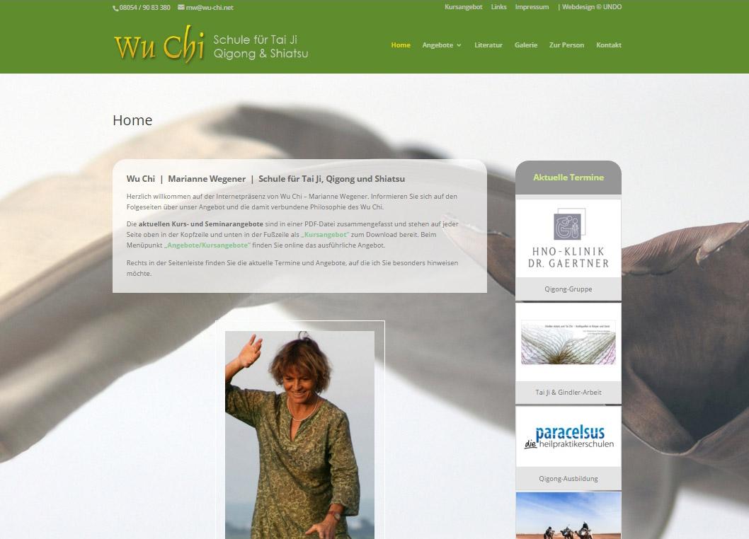 Wu-Chi Marianne Wegener