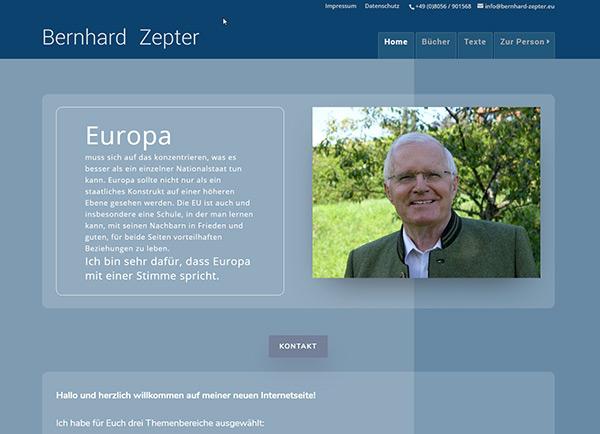 Bernhard Zepter | Präsident A.I.A.C.E